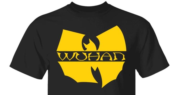 Wu-Tang Wuhan shirts