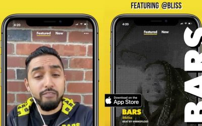 Facebook BARS for rap