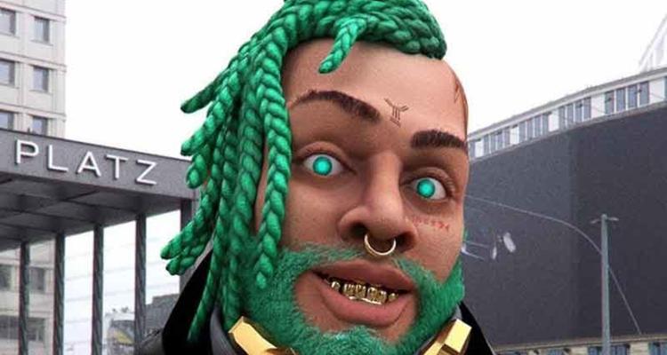 FN Meka rapper NFT