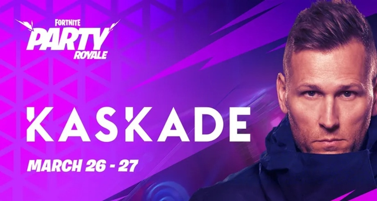Fortnite Party Royale Kaskade