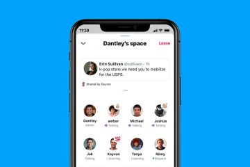 Twitter Spaces on Android