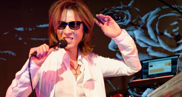 Yoshiki MusiCares donation