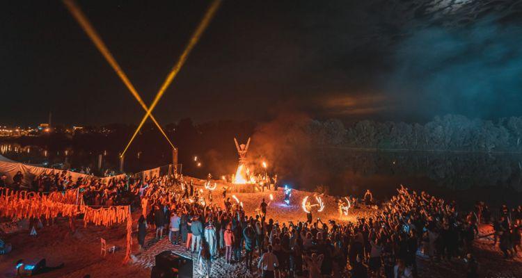 Burning Man cancelled