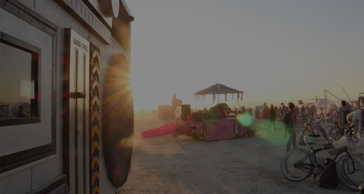 Burning Man covid vaccine