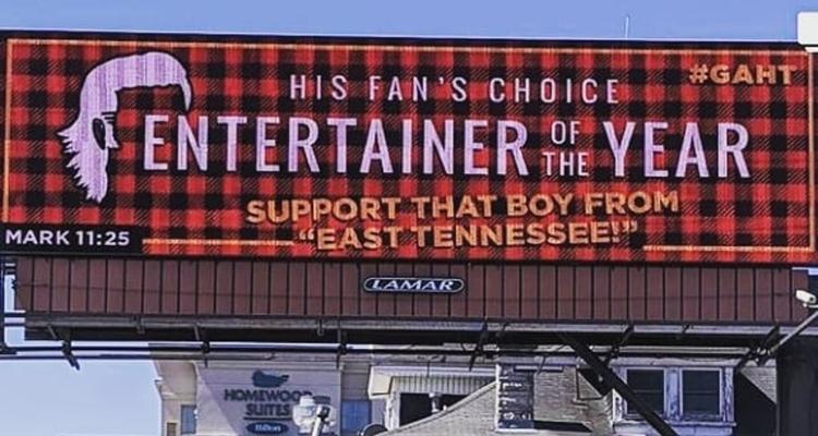 Morgan Wallen billboard