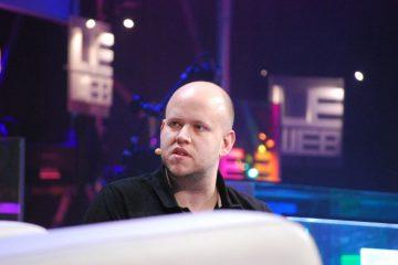 Spotify CEO Daniel Ek Football Club