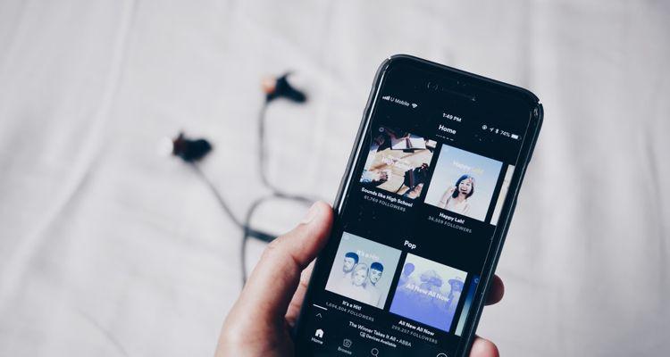 Rapport ARPU des abonnés Spotify 2021