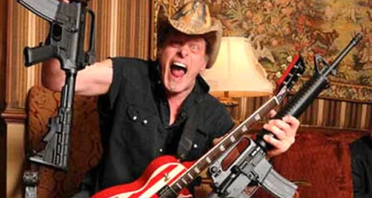 Ted Nugent COVID
