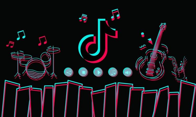 TikTok music licensing