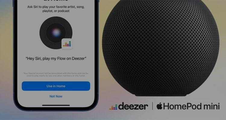 Deezer HomePod