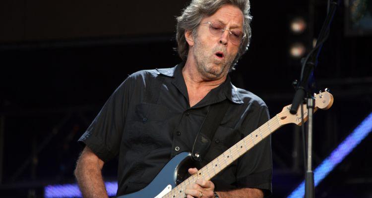 Eric Clapton vaccine