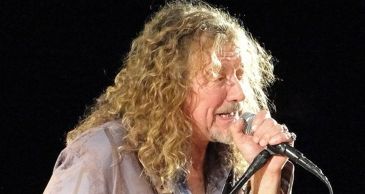 Robert Plant personal archives
