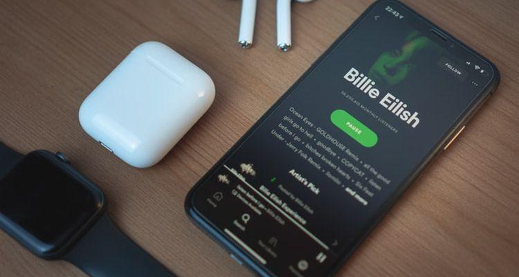 Brevet de surveillance Spotify