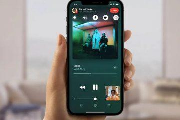 FaceTime Apple Music
