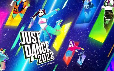 Just Dance 2022 tracklist