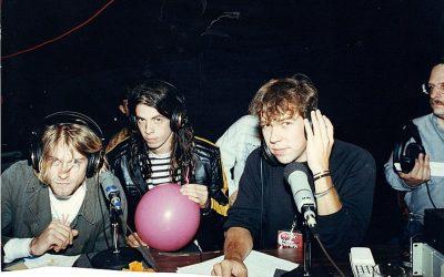 Kurt Cobain auction
