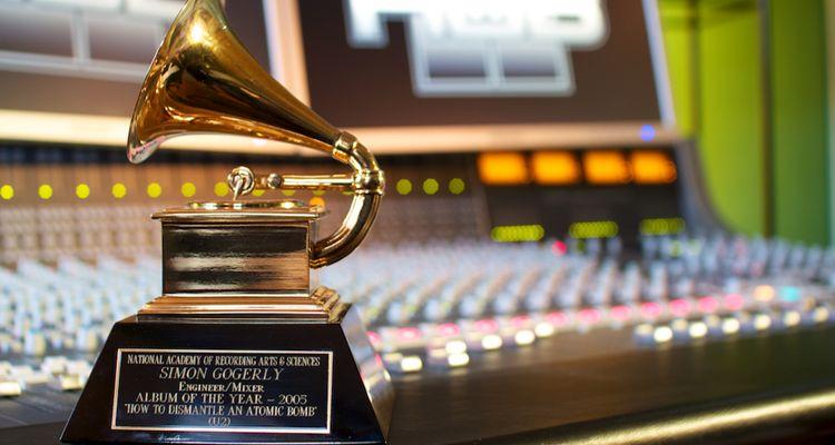 Grammys de l'Académie d'enregistrement