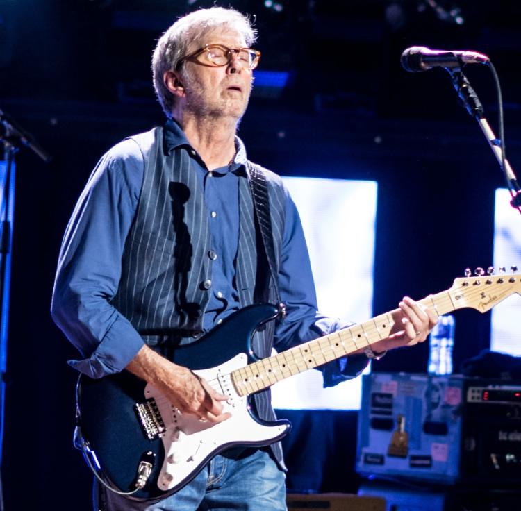 Eric Clapton playing Royal Albert Hall (photo: Raph_PH CC by 2.0)