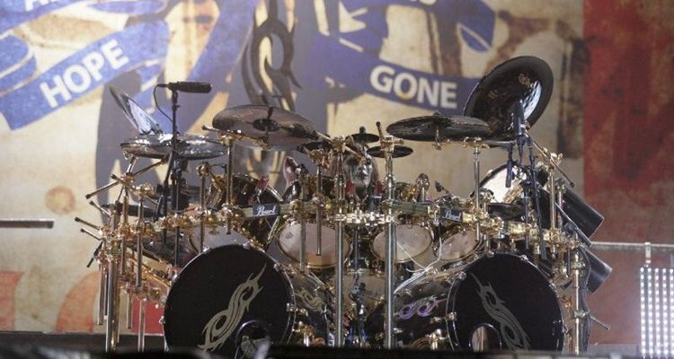 Joey Jordison death