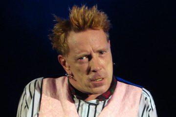 Sex Pistols series Johnny Rotten
