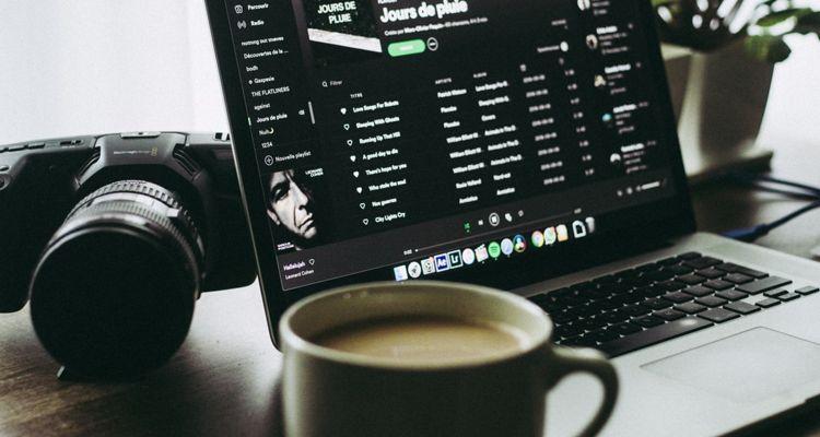 Spotify app on mac