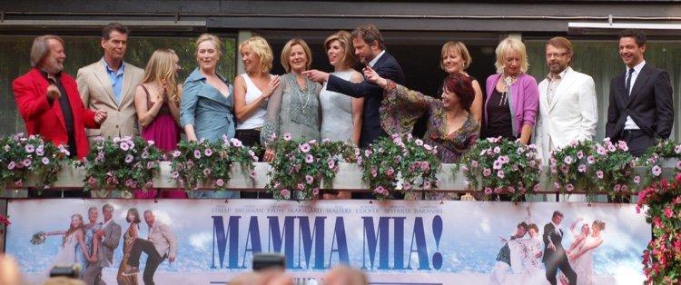 Members of ABBA in 2008 (photo: Daniel Åhs Karlsson CC by 3.0)