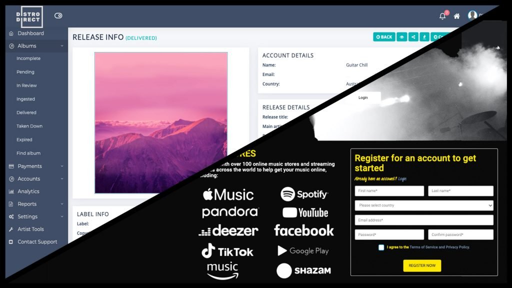 DistroDirect Platform