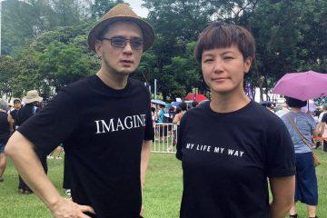 Anthony Wong arrested