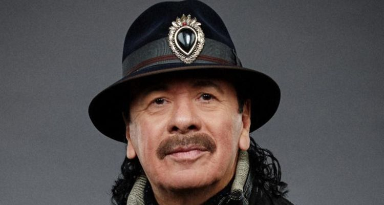 Carlos Santana new album