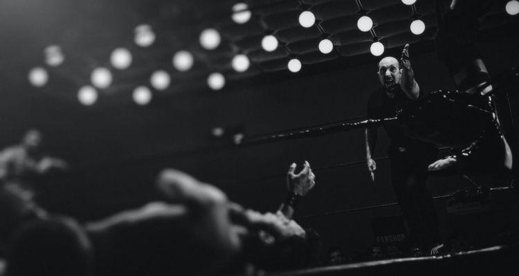 Spotify WWE podcast