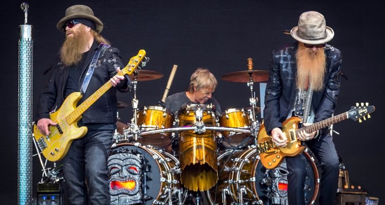 ZZ Top concert after Dusty Hill death