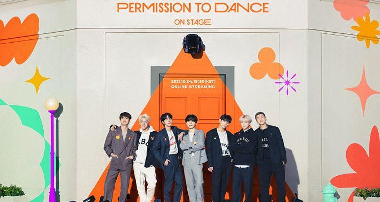 BTS virtual concert