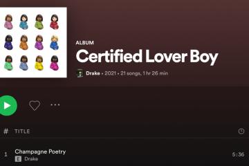 Drake credits