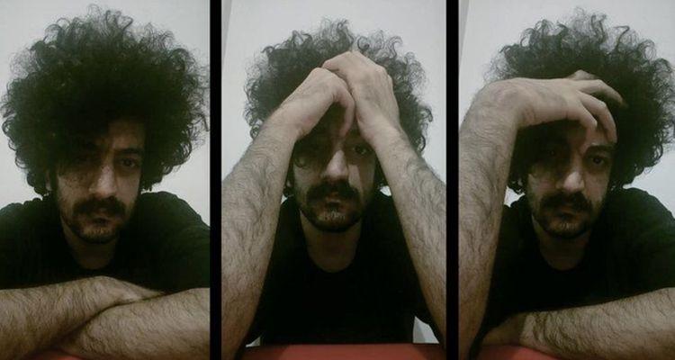 Músico iraní Mehdi Rajabian