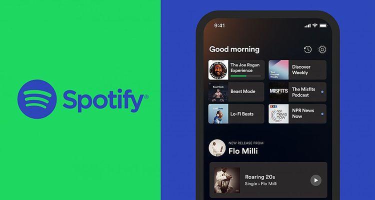 Modo de descubrimiento de Spotify