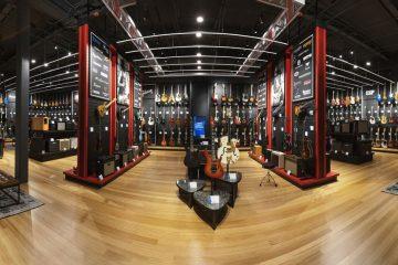 Sweetwater Guitar Gallery buying guitars online