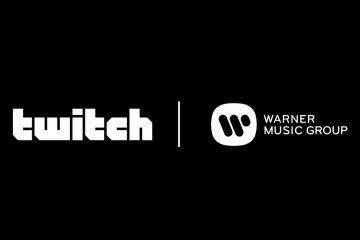 Twitch Warner Music Group