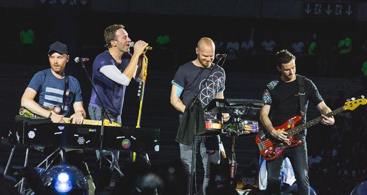 Coldplay Warner Music