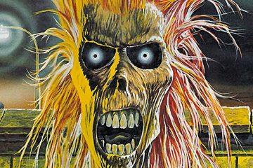 Iron Maiden principal